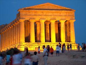 beni culturali tempio