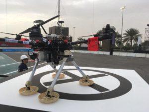 drone catania